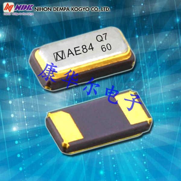 NDK晶振,贴片晶振,NX1610SA晶振,石英晶振