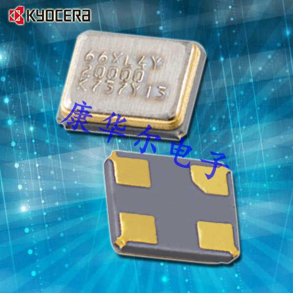 京瓷晶振,贴片晶振,CX2016SA晶振,金属面晶振