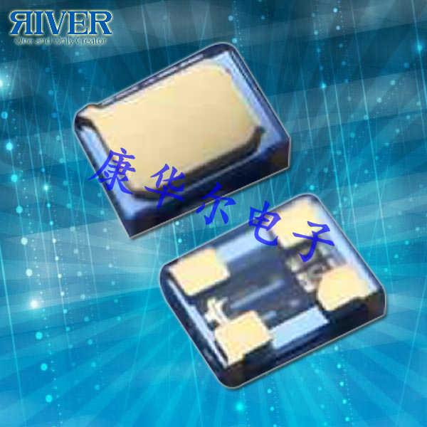 大河晶振,贴片晶振,TFX-05X晶振,金属面贴片晶振