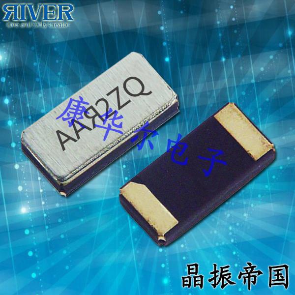 大河晶振,贴片晶振,TFX-02S晶振,KHZ无源晶振