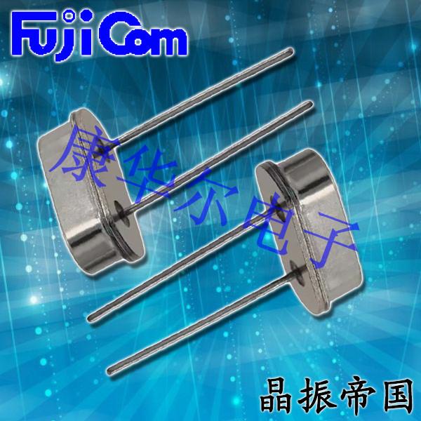 富士晶振,石英晶振,HC-49/US晶振,插件晶振