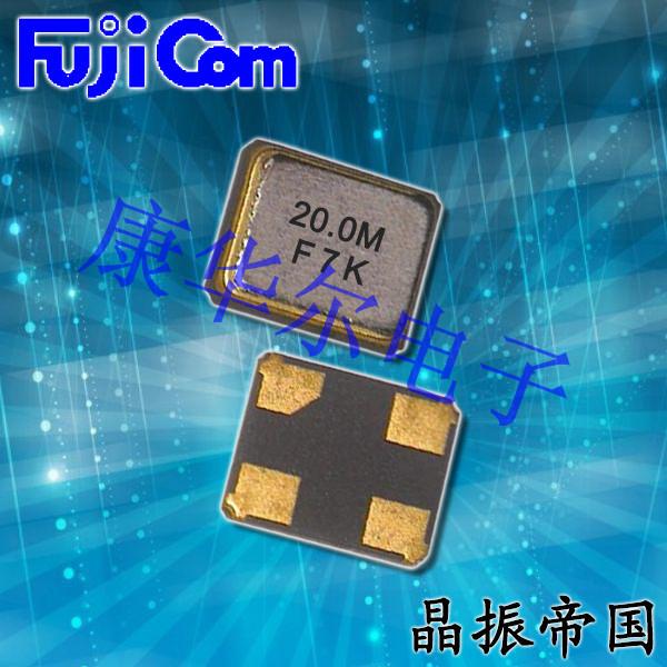 富士晶振,贴片晶振,FSX-2M晶振,无源贴片晶振