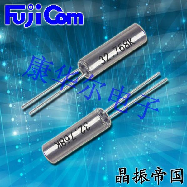 富士晶振,石英晶振,FTS-15晶振,时钟晶振