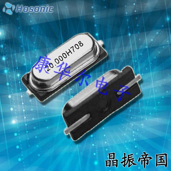 鸿星晶振,石英晶振,E49B晶振,E49B10E00000TE晶振
