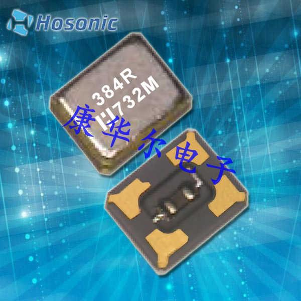 鸿星晶振,热敏晶振,T1SB晶振,无源贴片型晶振