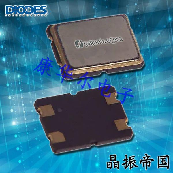 百利通亚陶晶振,石英晶振,FP晶振,FP0800018晶振