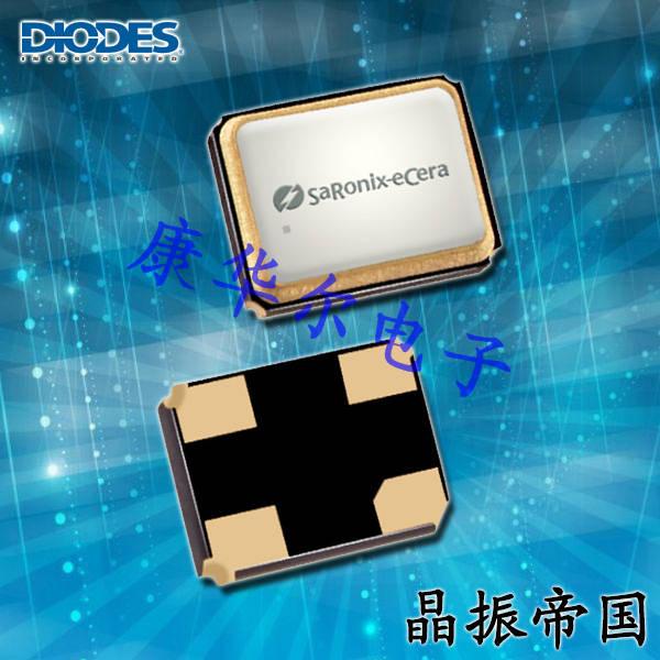 百利通亚陶晶振,石英晶振,FW晶振,FW1600008晶振