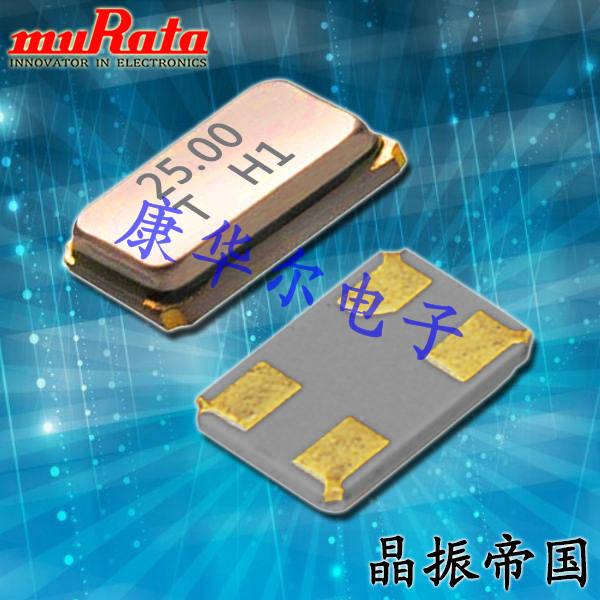 村田晶振,石英晶振,MCR1612晶振,XRCFD26M000FYQ01R0晶振