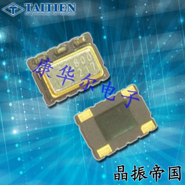 泰艺晶振,压控温补晶振,TT晶振,TTETALJANF-10.000000晶振