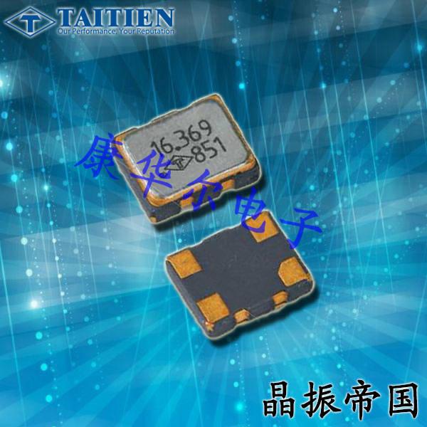 泰艺晶振,压控温补晶振,TY晶振,TYKTBLSANF-16.000000晶振