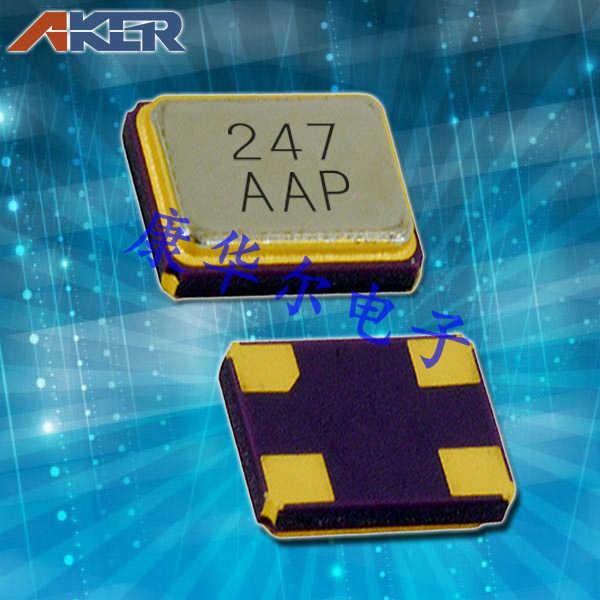 AKER晶振,贴片晶振,CXA-211晶振,CXA-038400-AF8D41晶振