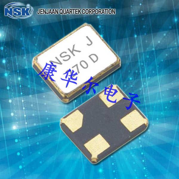 NSK晶振,贴片晶振,NXL-22晶振,NSK水晶振子