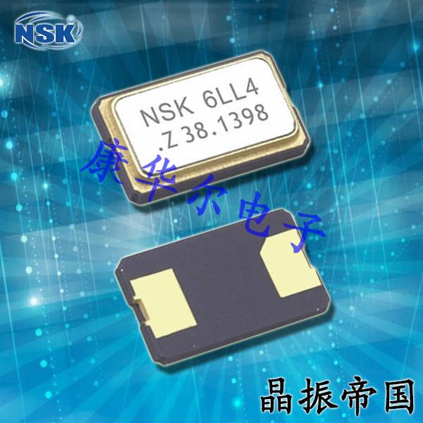 津绽晶体,贴片晶振,NXC-63-AP2-SEAM晶振,NKS6035晶振