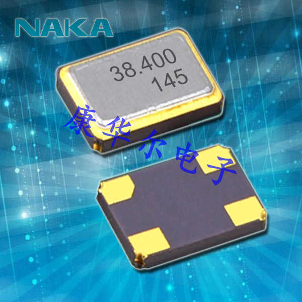 NAKA晶体,纳卡晶振,CU210石英谐振器