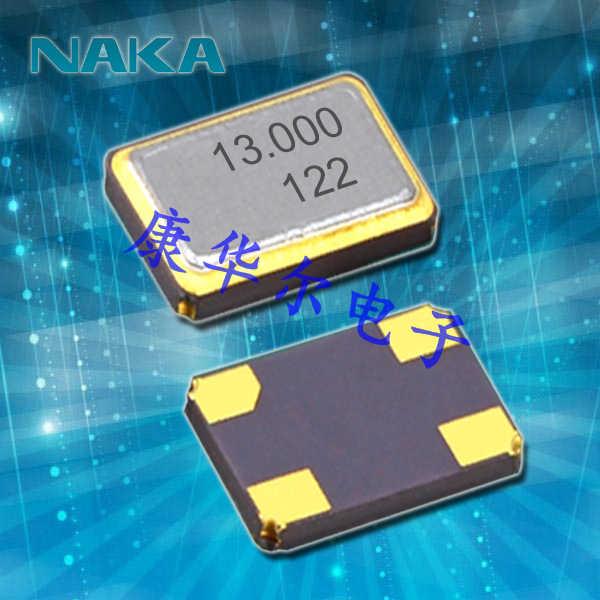 NAKA晶振,贴片晶振,CU500晶振,5032石英晶振