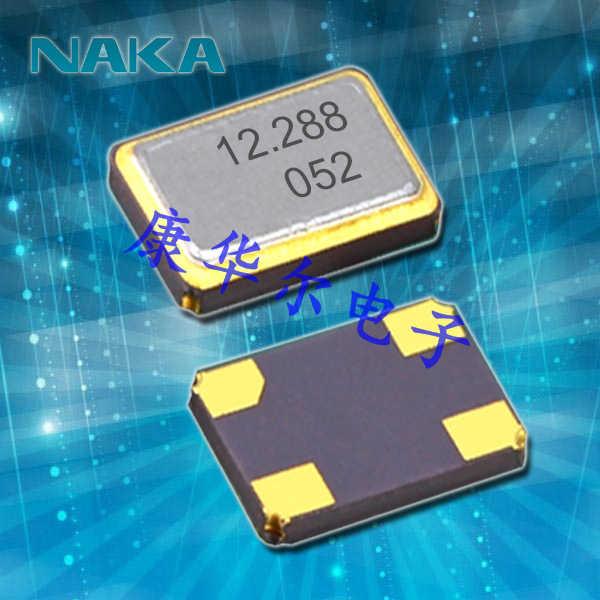 NAKA晶振,贴片晶振,CU600晶振,6035NAKA晶振