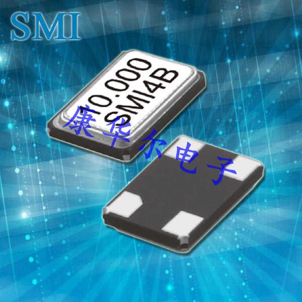 SMI晶振,贴片晶振,53SMX(B)晶振,SMI5032贴片晶振