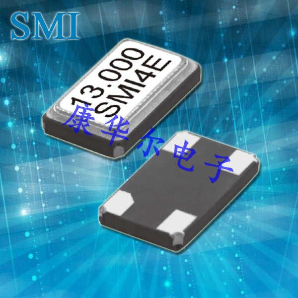 SMI晶振,贴片晶振,97SMX(A)晶振,进口6035水晶振子