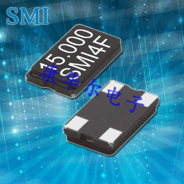 SMI晶体,SMI贴片晶振,97SMX(B)贴片晶振
