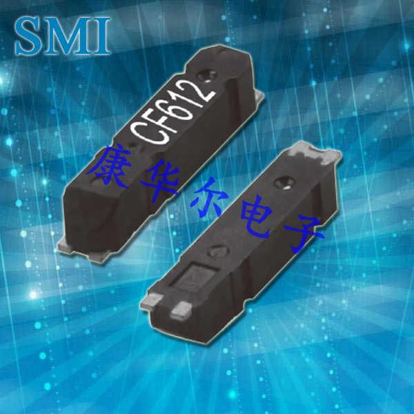 SMI晶振,SMI无源晶振,124SMX贴片晶振