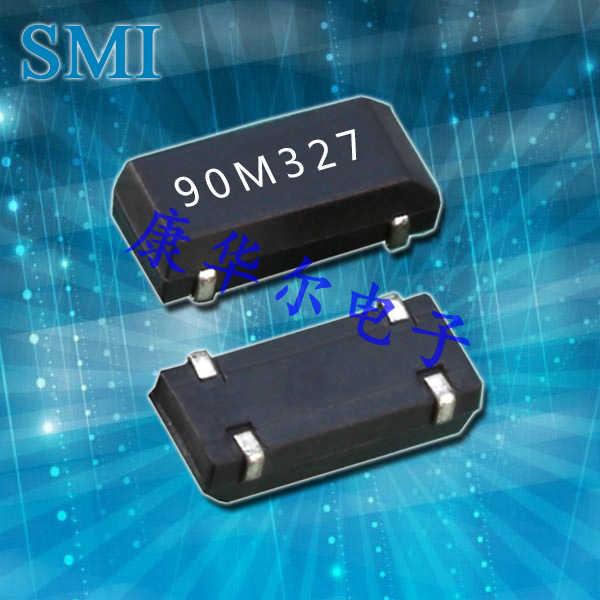 SMI晶体,SMI CRYSTAL,90SMX(S)石英谐振器