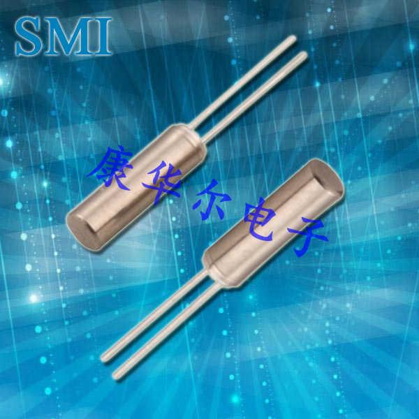 SMI晶振,贴片晶振,1247STF327晶振,SMI进口圆柱晶振