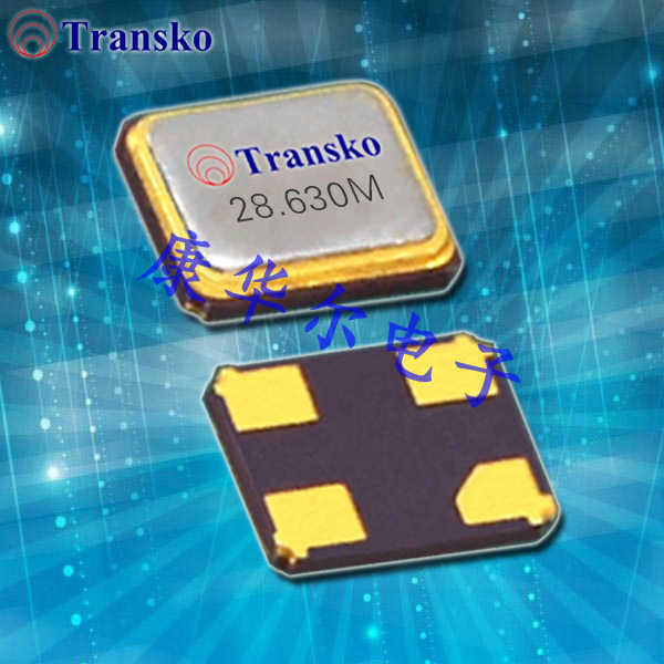 Transko晶振,石英贴片晶振,CS21晶体