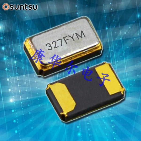 SUNTSU晶振,32.768K晶振,SWS112晶体