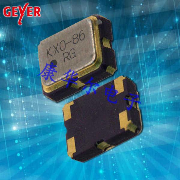 GEYER晶振,TCXO振荡器,KXO-86压控温补振荡器