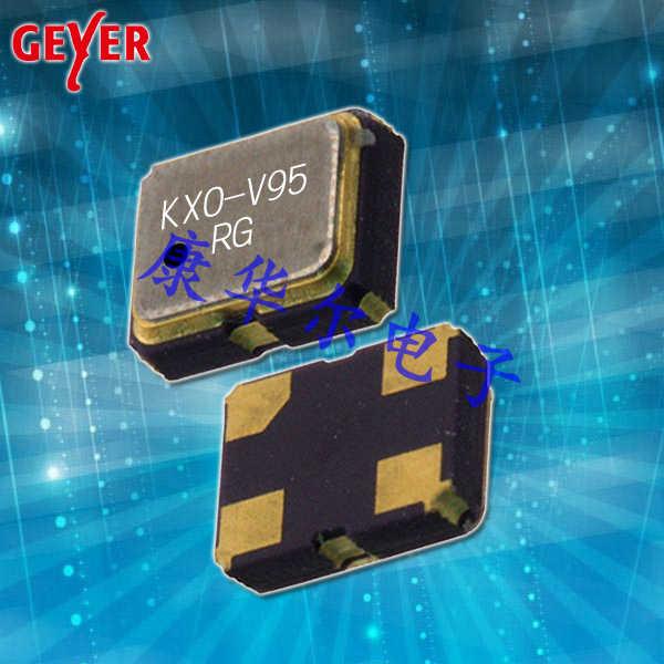 GEYER晶振,进口石英振荡子,KXO-V95低功耗晶振
