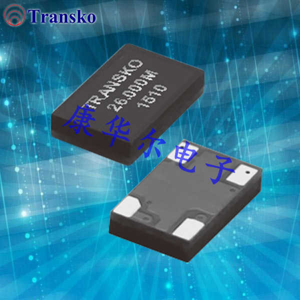 Transko晶振,温度补偿晶体振荡器,TE-J压控温补晶振