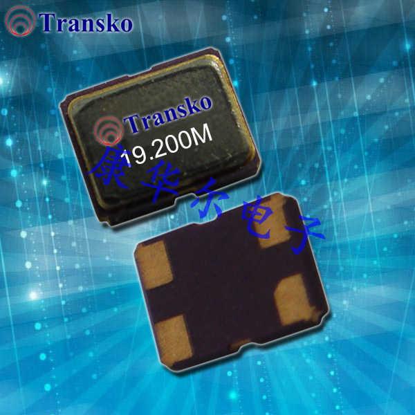 Transko晶振,VC-TCXO振荡器,TX-L环保晶振