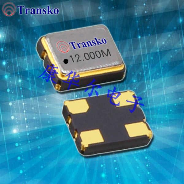 Transko晶振,电压控制石英晶体振荡器,TSMV3耐高温晶振