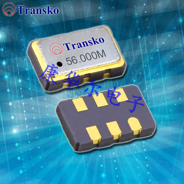 Transko晶振,低功耗晶振,TSMV5压控石英晶体振荡器