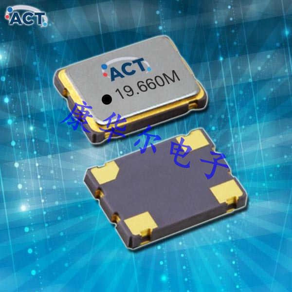 ACT晶振,VC-TCXO振荡器,TX32CC压控温补晶体