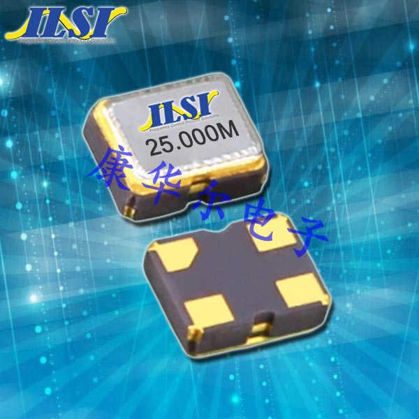 ILSI晶振,压控温补晶体振荡器,I787无铅晶振