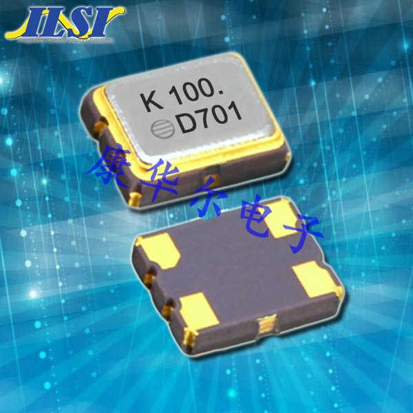 ILSI晶振,VC-TCXO振荡器,I747进口晶振